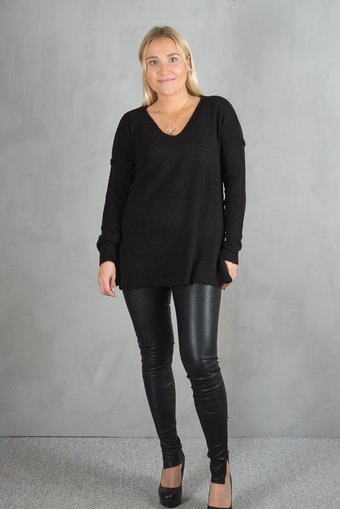 Culture - Zelma Jumper Black