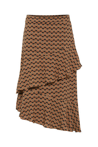 Pulz - Veronika Skirt Autumn Spice