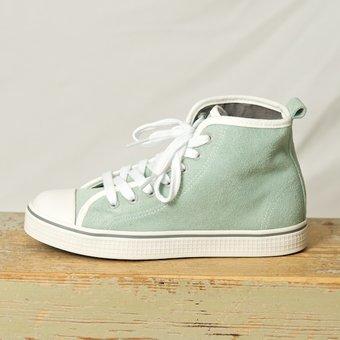 Stylesnob - Barbara Shoe Mint