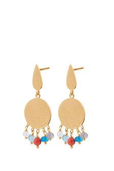 Pernille Corydon - Dayglow Earsticks Goldplated