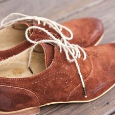 DKODE - Daiana Shoes Cognac