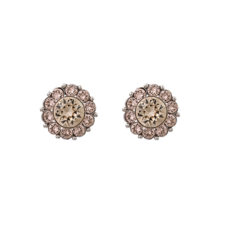 Lily and Rose - Miss Sofia Earrings Light Silk