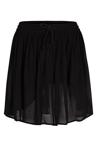 Second Female - Nebraska Skirt Black