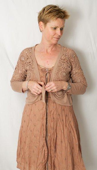 Nü - Dress Vintage Rose