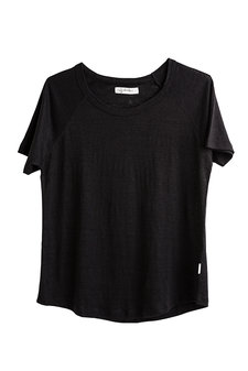 I dig denim - Grace Tee Black