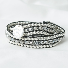Unica of Sweden - Armband Korint Grey 30% REA