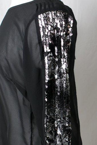 Pulz Jeans - Adiel Blouse Black