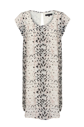 Second Female - Niki Dress Leopard