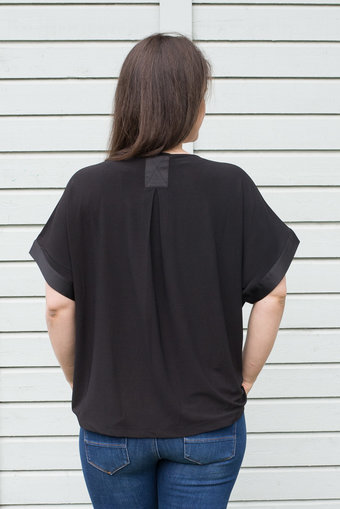 Frontrow - Ace Top Black