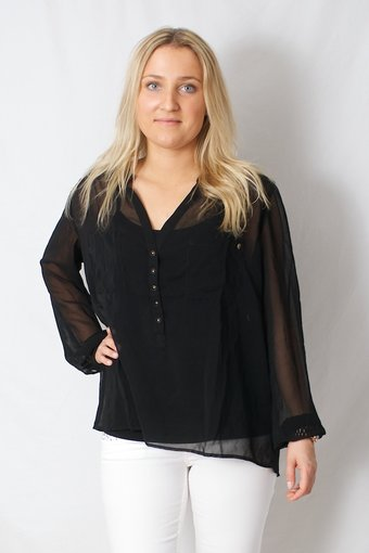 Culture - Bille Shirt Black
