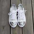 Stylesnob - Everly Sneaker White