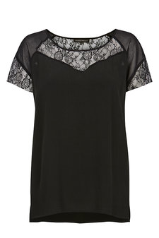 Second Female - Lively Tee Black