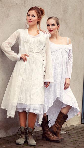 Design Werk of Sweden - Blus Fanny Vit