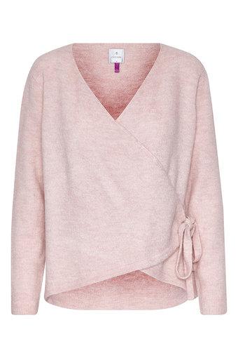 Culture - Jolene Wrap Powder Pink