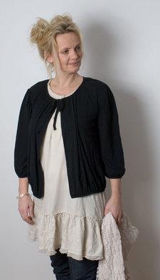 Andersen & Lauth - Cardigan Linda Black