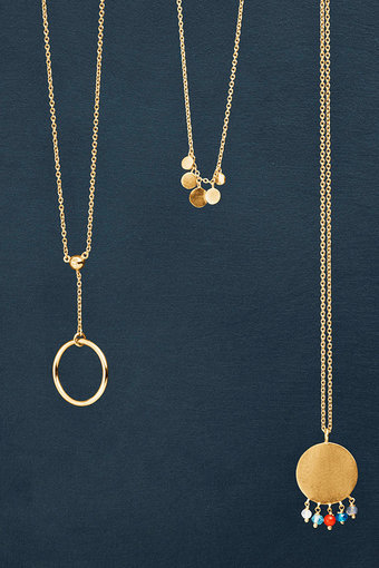 Pernille Corydon - Dayglow Necklace Gold