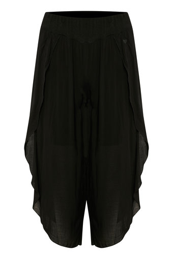 Culture - Caren Harem Pants Black