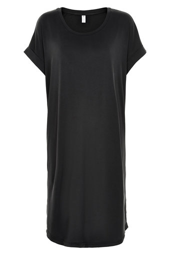 Culture - Kajsa T-shirt Dress Black
