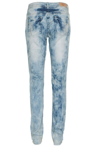 Cream - Josefine Jeans Light denim blue