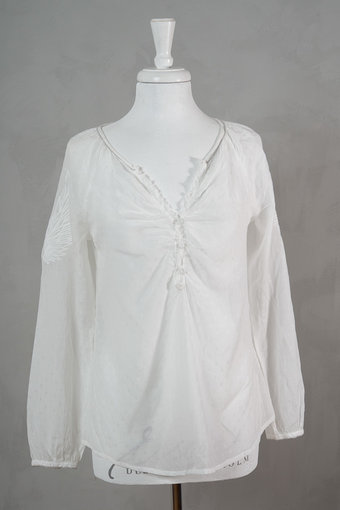 Culture - Rauthern Blouse White