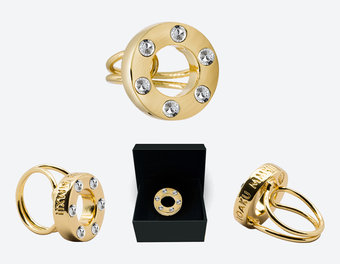 Ioaku - The Heaven Ring Gold