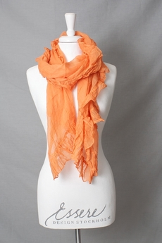 Love Forever - Scarf Lucky Orange 50% REA