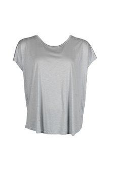 Isay - Nugga Viscose T-shirt Light Blue
