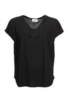 Isay - Nugga Viscose T-shirt Black