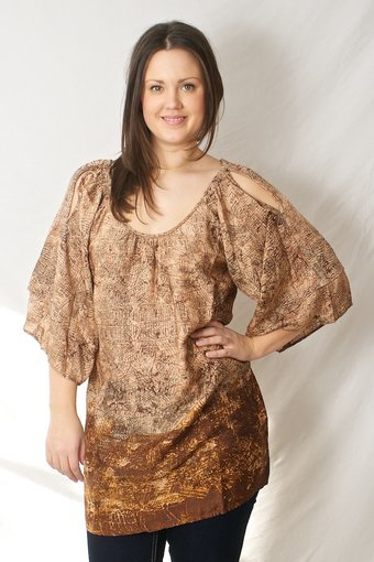 Nü - Tunic Brown