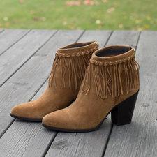 Stylesnob - Falon Boot Tan