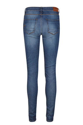 Mos Mosh - Jade Cosy Blue Denim