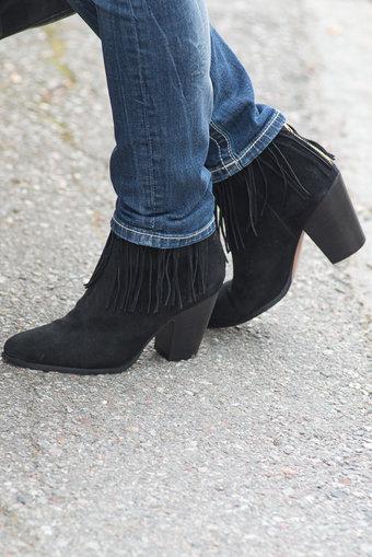 Stylesnob - Falon Boot Black