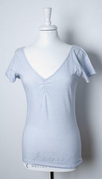 Kaffe - T-Shirt Dora Forever Blue