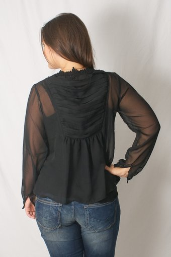 Repeat - Blouse Rosanna Black