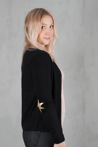 Culture - Annemarie Cardigan Black