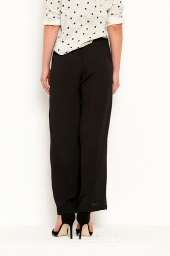 Vintage by Fé - Jindira Trousers Black