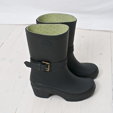 Calou - Vera Rainboot Black