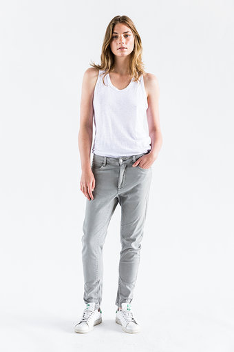 I dig denim - Daytona Chinos Light Grey