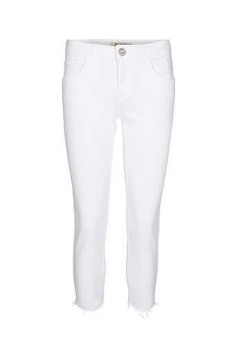 Mos Mosh - Sumner Colour 7/8 Pant White