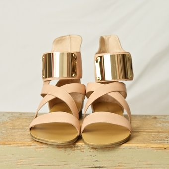 Stylesnob - Olivia Shoe Nude