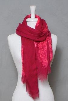 Stylesnob - Zabel Scarf Pink