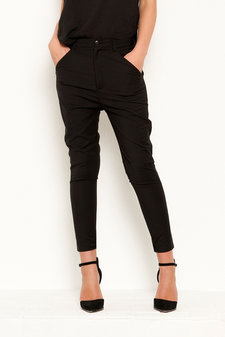 Vintage by Fé - Joanna Trousers Black