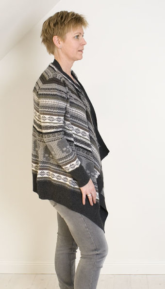 Andersen & Lauth - Cardigan Jahan Autumn