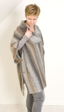 Andersen & Lauth - Poncho Longora Burned Brown