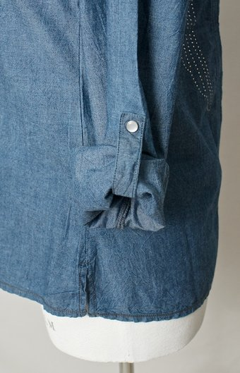 Culture - Jost Shirt Dark Blue