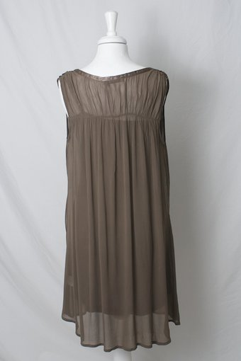 Culture - Sannie Dress Nature Brown