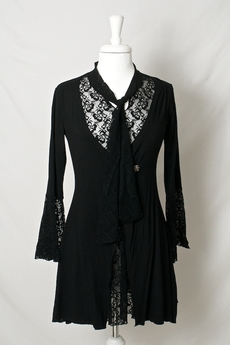 Design Werk of Sweden - Heaven Tunic Lace  Black