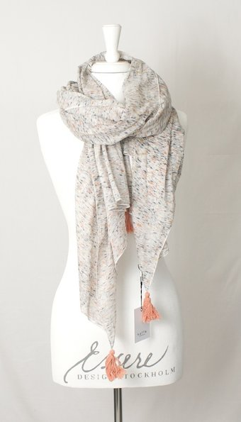 kaffe - Elisa Scarf Dusty Rose