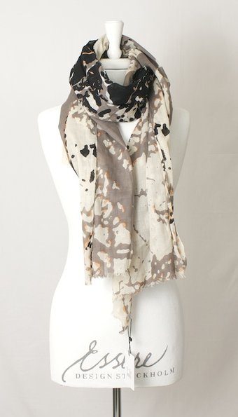 kaffe - Edith Scarf Powder Grey