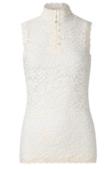 Rosemunde - Top Lace Ivory
